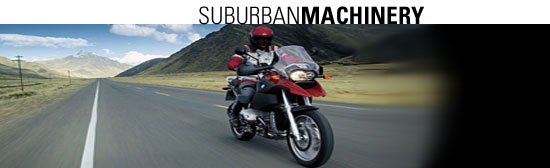 Suburban Machinery Inc.